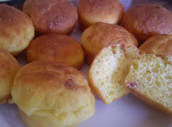 Muffin salati gluten free