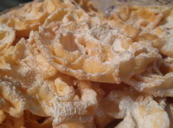 dolci e chiacchiere gluten free