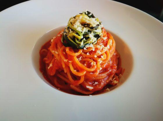 spaghetti rafano zucchine gluten freespaghetti rafano zucchine gluten free